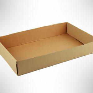 Selfmountable trays - Charolas autoarmables