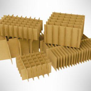 Spacers - Divisiones de cartón