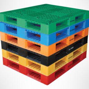 Plastic plates - Tarimas de plástico